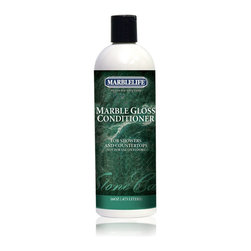 Our Natural Stone Care Products - MARBLELIFE Marble Gloss Conditioner