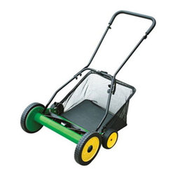 "Steele Products - Steele Self Reel 20"" Lawn Mower - deal for use in Fescue, Bent and other fine grasses"