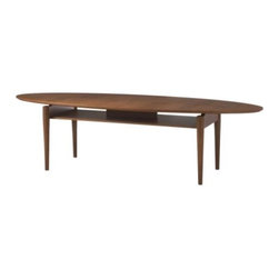 Ehlén Johansson - IKEA STOCKHOLM Coffee table - Coffee table, golden brown