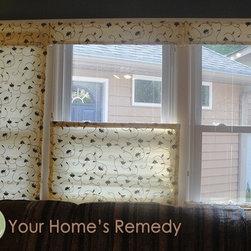 Soft Window Treatments -