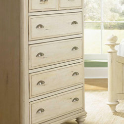Liberty Furniture - 5 Drawer Dressing Chest -