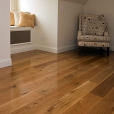 Traditional Hardwood Flooring by Realwood Flooring LLC