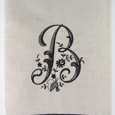 traditional towels by The Enchanted Home