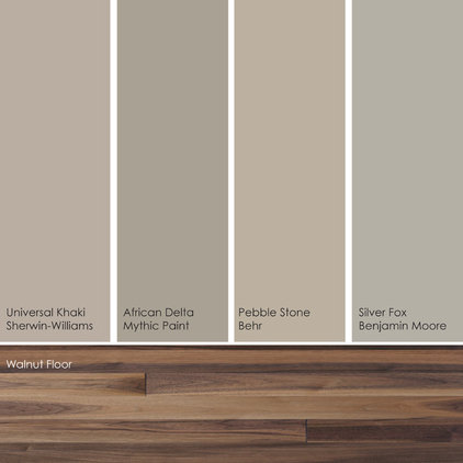 4 new neutrals for the new year for Rich neutral paint colors