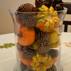 Vases Fall decorations