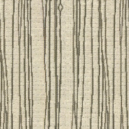 Fibra Natural and Silver Fabric - This soft polyester fabric is very durable and provides a luxurious look and feel for any modern furniture piece.
