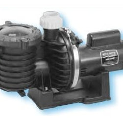 STARITE INDUSTRIES - Pump 1HP Full Rated Energy Efficient 115/230V - Max-E-Pro 1 Horsepower, Full-Rate, Energy Efficient In-ground Pool Pump. 115/230v