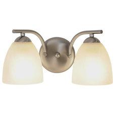 Transitional Bathroom Lighting And Vanity Lighting by Shop Chimney