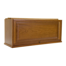 Hale - Standard Depth Raised Panel Door Section for Bookcase - Originally known as the Barrister's Bookcase, Hale's sectional shelving has evolved from a case in which to store law books, to a modular system that can be used in every room any room of your home for any purpose.