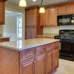 Shenandoah Maple Mocha Kitchen Cabinetry: Find Kitchen Cabinets Online