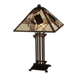 "Meyda Lighting - Meyda Lighting 131508 23""H Magnetism Table Lamp - Meyda Lighting 131508 23""H Magnetism Table Lamp"