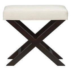 X-Base Bench-Vanity Stool -