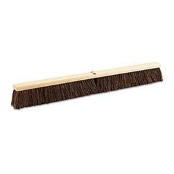 BOARDWALK - PUSH BROOM PALMYRA 36 HARDWOOD BLOCK - CAT: Mops, Brooms & Brushes Brooms & Accessories Push Brooms
