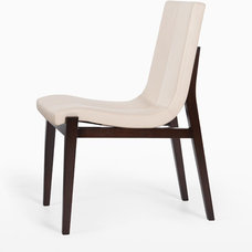 modern dining chairs by Holly Hunt