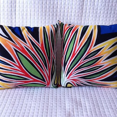 Tropical Decorative Pillows Cushions