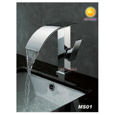 modern bathroom faucets by bathandbedgoods