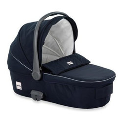 Inglesina - Inglesina Zippy Bassinet in Navy - The Inglesina Zippy Bassinet is the perfect accessory to the Inglesina Zippy Stroller. It's a great way to convert your versatile Zippy Stroller into a classic carriage.