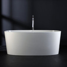 Contemporary Bathtubs by Decor Island