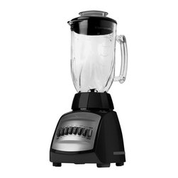 Black & Decker - Black & Decker BLC12650HB Cyclone 12-Speed Blender - BLC12650HB - Shop for Blenders from Hayneedle.com! Black and Decker/ApplicaA household name with the reputation for quality and innovation Black & Decker is a leader in small home appliances and number one in a wide range of products for the home. As the exclusive licensee of Black & Decker household products in North South and Central America (excluding Brazil) Applica offers household solutions in award-wining designs to help make life easier and more comfortable at home. From irons toaster ovens and can openers to cooking appliances and food steamers Applica is dedicated to bringing you the cutting-edge Black and Decker products that streamline your daily life and make being at home more enjoyable.Please note this product does not ship to Pennsylvania.