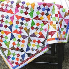 Inside the Yellow House: Modern Quilts