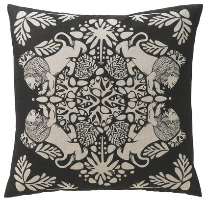 eclectic pillows by Layla Grayce