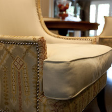 Traditional  by Lucid Interior Design Inc.