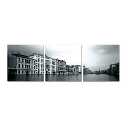 Elementem Photography - Venice Black & White Print - Mounting Instructions: