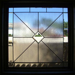 Acute Angles Square Window - Oh let the sun shine in!