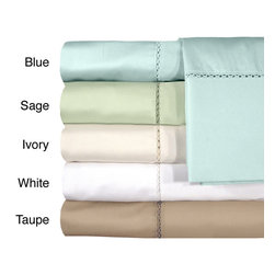 Grand Luxe - Grand Luxe Egyptian Cotton Sateen Bellisimo Deep Pocket 300 Thread Count Sheet S - Sleep in the lap of luxury with this 300-thread-count Egyptian cotton sheet set. Featuring an extra-wide,extra-long flat sheet to accommodate up to an 18-inch-thick mattress,this set is available in a variety of hues to perfectly match your decor.