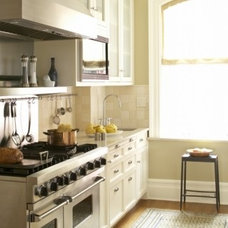 9 Big Ideas for Galley Kitchens | Cultivate