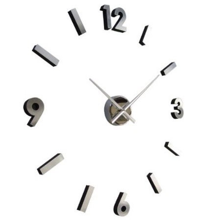 Contemporary Wall Clocks by Amazon