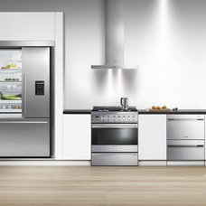Contemporary Kitchen by Fisher & Paykel