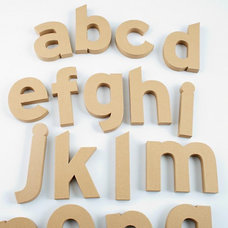 Traditional Wall Letters by The Land of Nod