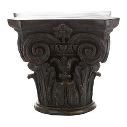 Casa de Arti - Acanthus Capital - Beautiful capital to add to your home or office decor at an incredible price.