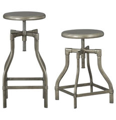 eclectic bar stools and counter stools by Crate&Barrel