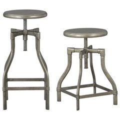 eclectic bar stools and counter stools by Crate&amp;Barrel
