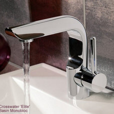Contemporary Bathroom Faucets And Showerheads by UK Bathrooms