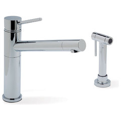 modern kitchen faucets by Fixture Universe