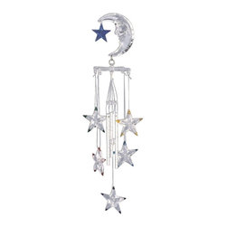 GSC - Wind Chime Acrylic Moon Star Hanging Garden Decoration Collection - This gorgeous Wind Chime Acrylic Moon Star Hanging Garden Decoration Collection has the finest details and highest quality you will find anywhere! Wind Chime Acrylic Moon Star Hanging Garden Decoration Collection is truly remarkable.