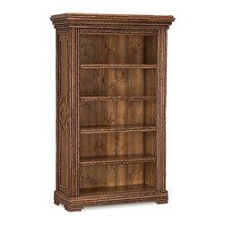 Rustic Bookcase #2202 by La Lune Collection - Rustic Bookcase #2202 by La Lune Collection