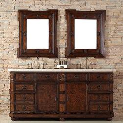"""72"""" Regent Double Sink Vanity -"""