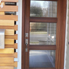 Modern Front Doors by M4L,Inc