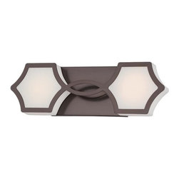 "Minka Lavery - Minka Lavery 2912-281-L 1 Light 16.75"" Width LED ADA Wall Sconce Vestig - Single Light 16.75"" Width LED ADA Wall Sconce from the Vestige CollectionFeatures:"