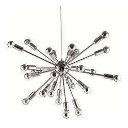 Spark Hanging Chandelier -