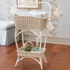 Bed and Bath - Wicker Basket Stand