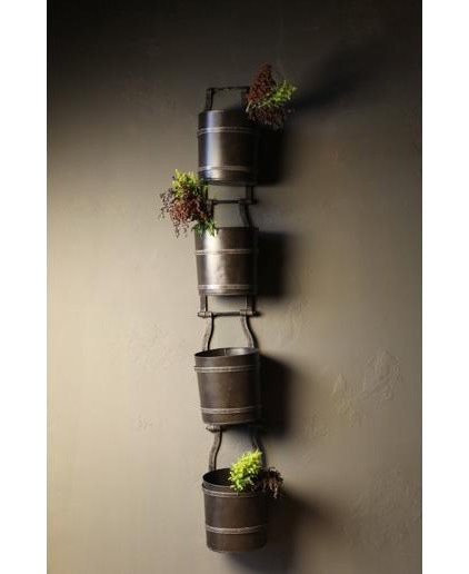Traditional Indoor Pots And Planters by Candelabra