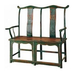 Antique-Style Double Chair - Antique-Style Double Chair