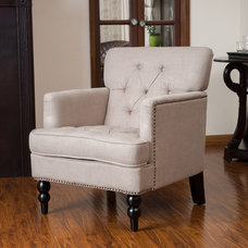 Contemporary Armchairs And Accent Chairs by Overstock.com