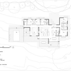 Traditional Floor Plan by Robson Rak Architects Pty Ltd
