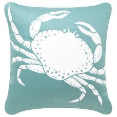 Beach Style Pillows by Wabisabi Green